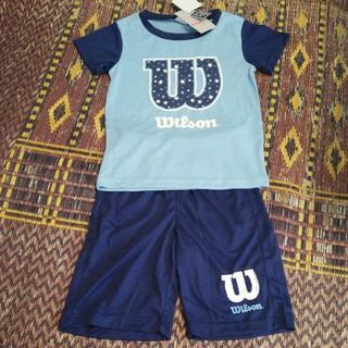 ウィルソン(wilson)のWilson スポーツウェアTシャツ&ハーフパンツ(Tシャツ/カットソー)
