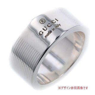 グッチ(Gucci)の年末まで限定御値下げ☆レアデザインGUCCI ワイドリング 13号(リング(指輪))