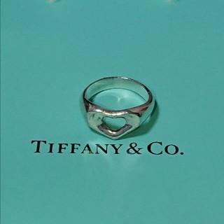 ティファニー(Tiffany & Co.)のティファニー リング 指輪 7~8号(リング(指輪))