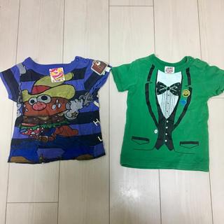 ブリーズ(BREEZE)のBREEZE JAM TシャツSET  80(Tシャツ)