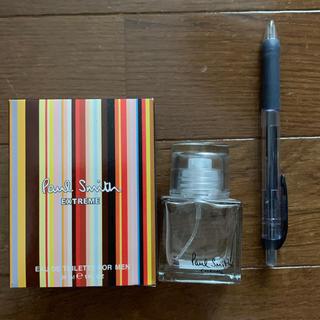 ポールスミス(Paul Smith)のPaul Smith エクストリーム メン オードトワレ 30ml空瓶・空箱です(香水(男性用))