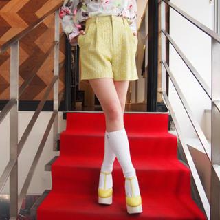 オープニングセレモニー(OPENING CEREMONY)のAKIRA NAKA ツイードショートパンツ(ショートパンツ)
