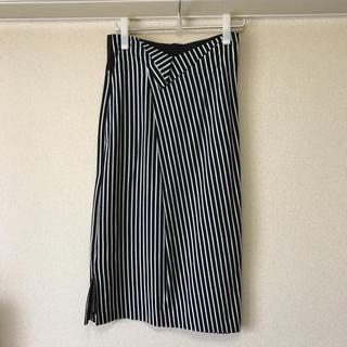 デプレ(DES PRES)のデプレ ロングスカート 美品(ロングスカート)