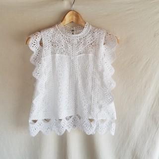 アンドクチュール(And Couture)のアンドクチュール トップス(シャツ/ブラウス(半袖/袖なし))