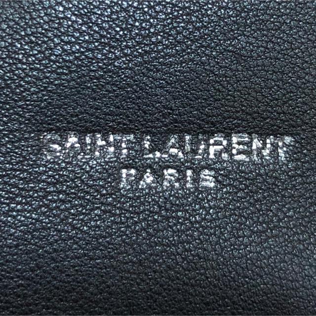 Saint Laurent(サンローラン)のSAINTLAURENTサック・ド・ジュール スープル(ヴィンテージラムスキン) メンズのバッグ(ボストンバッグ)の商品写真