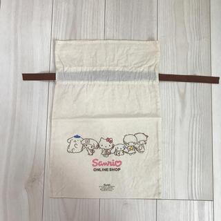 サンリオ(サンリオ)のサンリオオンライン専用ラッピング袋(ラッピング/包装)