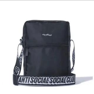 アンチ(ANTI)のAntisocialsocialclub バック(ショルダーバッグ)