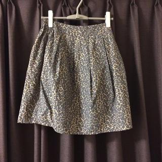 デミルクスビームス(Demi-Luxe BEAMS)のBEAMS SABENA スカート(ひざ丈スカート)
