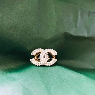 シャネル(CHANEL)のチャネル指輪(リング(指輪))