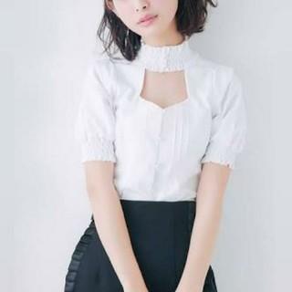 イートミー(EATME)のEATME オープンシャツ フリーsize(Tシャツ(半袖/袖なし))
