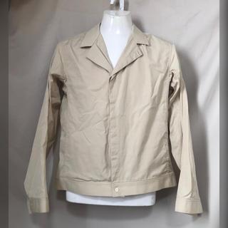 ラッドミュージシャン(LAD MUSICIAN)のLAD MUSICIAN ラッドミュージシャン オープンカラーシャツ 42 XS(シャツ)