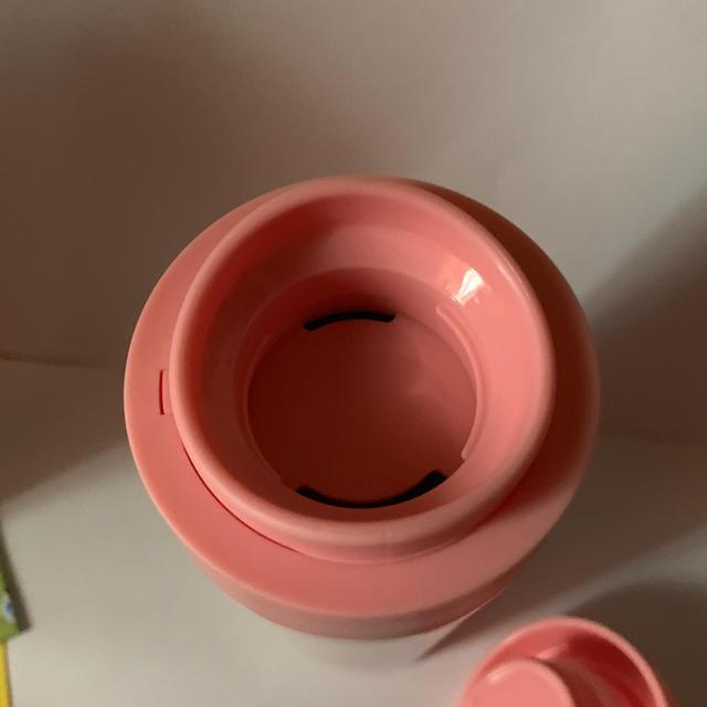 サンリオ(サンリオ)の【新品】リトルツインスターズ ステンレスボトル 350ml  サンリオ 水筒 キッズ/ベビー/マタニティの授乳/お食事用品(水筒)の商品写真