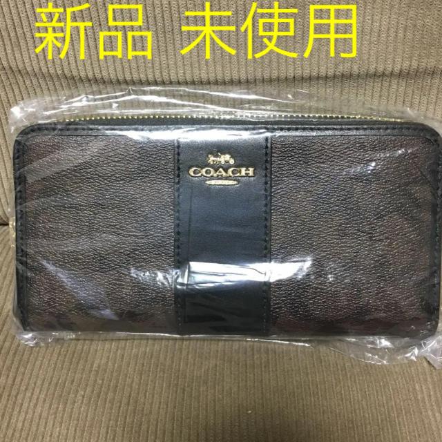 COACH - コーチ 長財布の通販 by こっしー's shop|コーチならラクマ