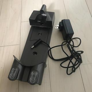 ダイソン(Dyson)の専用 ダイソン壁掛け充電器(バッテリー/充電器)