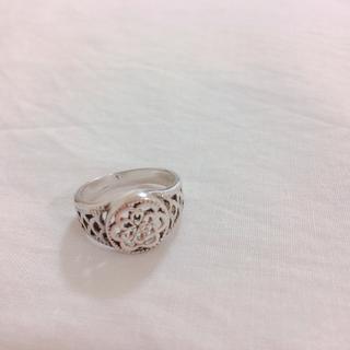 シルバー リング 指輪 バリ島 925(リング(指輪))