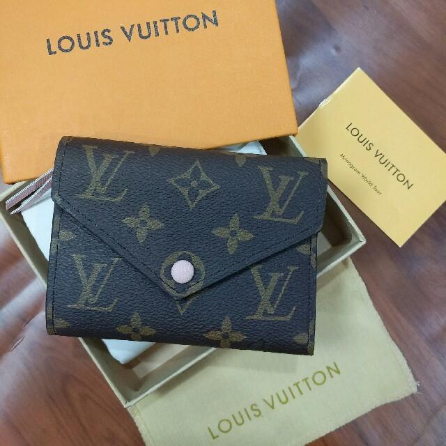 LOUIS VUITTON - 三つたたみ 折り 美品 財布 ルイヴィトン お札も入れの通販 by ❁有紀子's shop|ルイヴィトンならラクマ