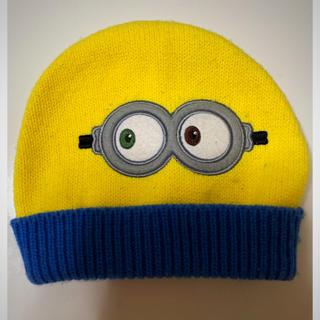 ミニオン(ミニオン)のミニオンズ 子供用ニット帽(帽子)