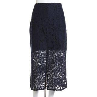 レディアゼル(REDYAZEL)のレディアゼル ♡レース スカート(ひざ丈スカート)