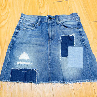LOWRYS FARM - 台形スカート/ミニスカート