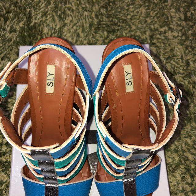SLY(スライ)のSLY/サンダル レディースの靴/シューズ(サンダル)の商品写真