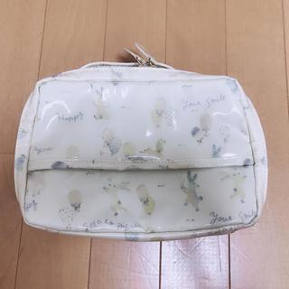 ジェラートピケ(gelato pique)のgelato pique オムツポーチ(ベビーおむつバッグ)