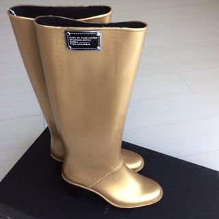マークバイマークジェイコブス(MARC BY MARC JACOBS)の新品!マークジェイコブスのレインブーツ(レインブーツ/長靴)
