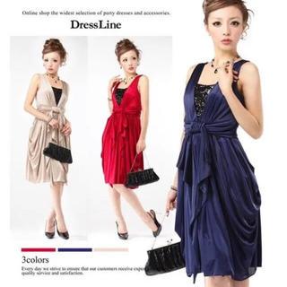 デイジーストア(dazzy store)のキャバドレス キャバワンピース ドレス ワンピース 発表会 舞台 謝恩会 結婚式(ミディアムドレス)