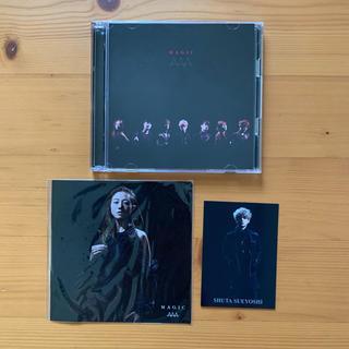 """トリプルエー(AAA)の[初回特典付]AAA """"MAGIC"""" disc 2枚組(ポップス/ロック(邦楽))"""