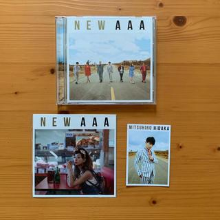 """トリプルエー(AAA)の[初回特典付]AAA """"NEW"""" disc 2枚組(ポップス/ロック(邦楽))"""