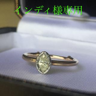 アッシュペーフランス(H.P.FRANCE)のtatsuo nagahata ダイヤモンド リング 指輪 ダイヤ(リング(指輪))