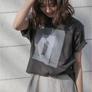BABYLONE - バビロン フォトプリント Tシャツ