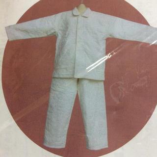 子供パジャマ【早いもの勝ち】パシーマ えり付き長そで  130cmサイズ(マタニティパジャマ)