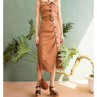 レディアゼル(REDYAZEL)の新品未使用 レディアゼル  タイトスカート(ひざ丈スカート)