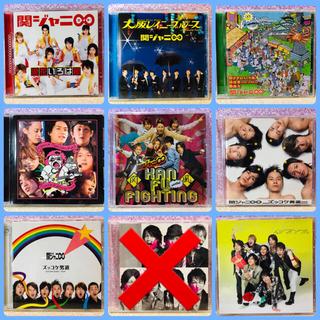 カンジャニエイト(関ジャニ∞)の関ジャニ∞ シングルCD バラ売り 同梱可(ポップス/ロック(邦楽))