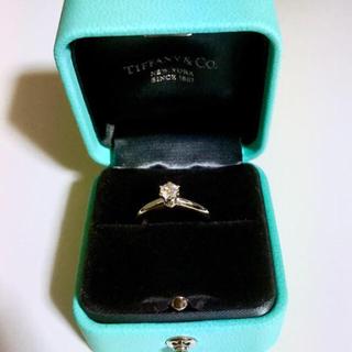 ティファニー(Tiffany & Co.)のティファニー (リング(指輪))