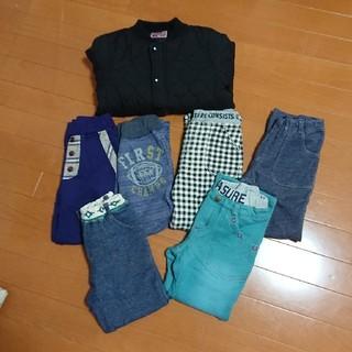 サンカンシオン(3can4on)の男の子まとめ売り☆120(パンツ/スパッツ)