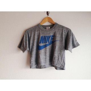 ナイキ(NIKE)のナイキショート丈Tシャツ🏄🏼(Tシャツ(半袖/袖なし))