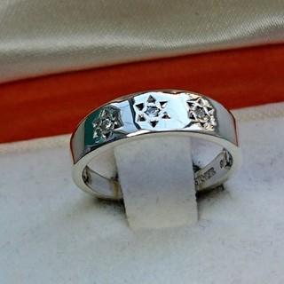 アガット(agete)のagete ダイヤモンド シルバー リング(リング(指輪))