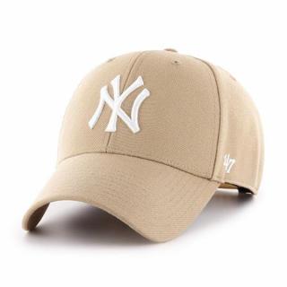 ヤンキース キャップ ベージュ カーキ 47(キャップ)