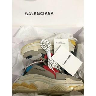 バレンシアガ(Balenciaga)のBALENCIAGA triples 42 マルチカラー(スニーカー)