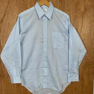 ジバンシィ(GIVENCHY)の90s OLD GIVENCHY シャツ 古着 ビンテージ ロゴ 長袖 (シャツ)