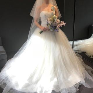 ヴェラウォン(Vera Wang)のverawang 1g029 バレリーナ US4(ウェディングドレス)