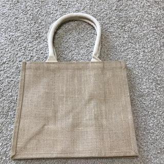 ムジルシリョウヒン(MUJI (無印良品))の新品 無印良品 ジュートバッグ b5  (エコバッグ)
