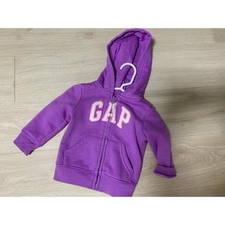 babyGAP - gap パーカー 6-12m❤︎