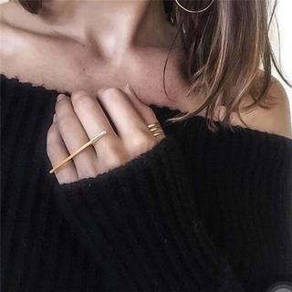 アメリヴィンテージ(Ameri VINTAGE)のデザインリング(リング(指輪))