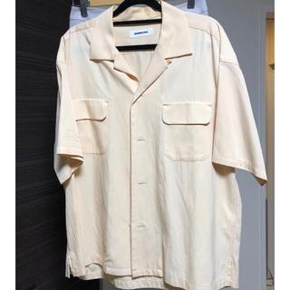 アンユーズド(UNUSED)のmonkey time オープンカラーシャツ(シャツ)