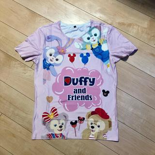 ダッフィー(ダッフィー)の新品✨ダッフィー フレンズTシャツ(Tシャツ(半袖/袖なし))