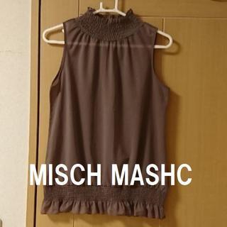 ミッシュマッシュ(MISCH MASCH)の★格安 MISCH MASCH(ミッシュマッシュ)ノースリーブ★(シャツ/ブラウス(半袖/袖なし))