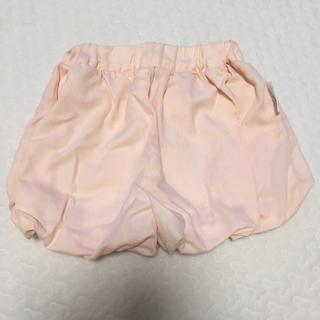 マーキーズ(MARKEY'S)のマーキーズ ショートパンツ かぼちゃパンツ ピンク パンツ 80(パンツ)