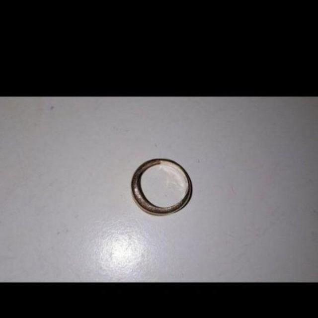 JEWELRY TSUTSUMI(ジュエリーツツミ)のツツミ TSUTSUMI リング 指輪 ゴールド 10K ピンキーリング   レディースのアクセサリー(リング(指輪))の商品写真